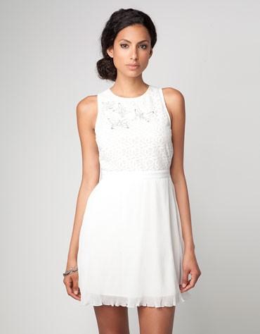 Elegantné a štýlové šaty Bershka podľa najnovšej módy
