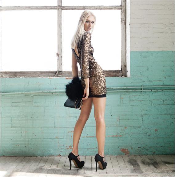 Bershka štýlová a elegantná móda