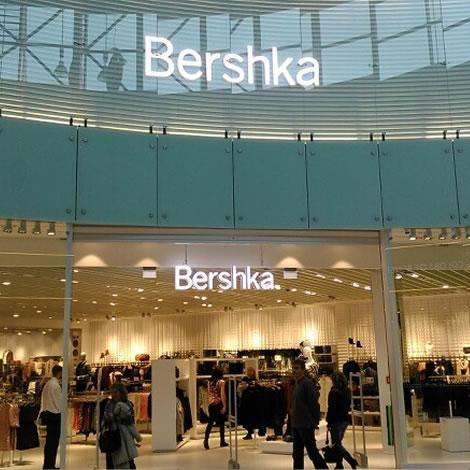 Obchod Bershka